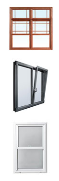 Storm Window Types NM
